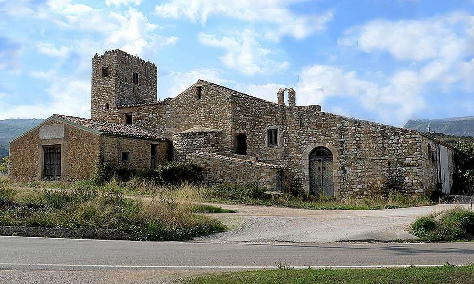 chiesa di san pietro catsronovo di sicilia