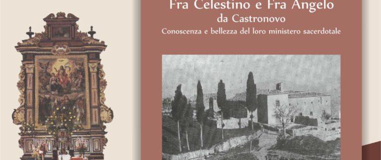 libro FRA CELESTINO E FRA ANGELO 17 09 2017